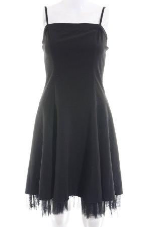 Melrose Cocktailkleid schwarz Elegant