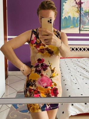 MELROSE Damen Sommer Minikleid in Bunt Gr.S