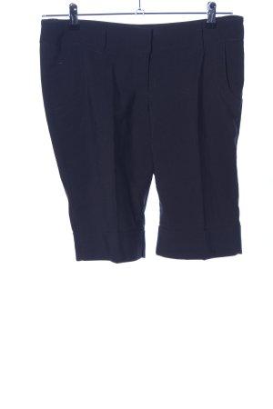 Melrose High-Waist-Shorts schwarz Casual-Look
