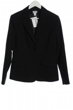 Melrose Klassischer Blazer zwart casual uitstraling
