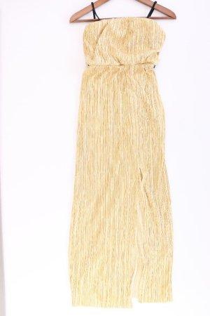 Melrose Kleid gold Größe 32