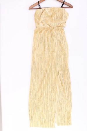 Melrose Kleid Größe 32 gold aus Polyester