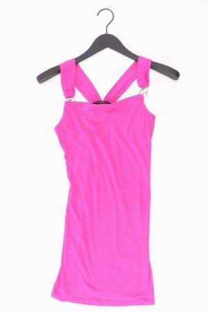 Melrose Kleid Größe 34 pink aus Viskose