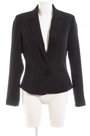 Melrose Kurz-Blazer schwarz Business-Look