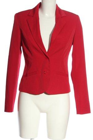 Melrose Short Blazer red casual look