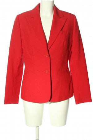 Melrose Korte blazer rood casual uitstraling