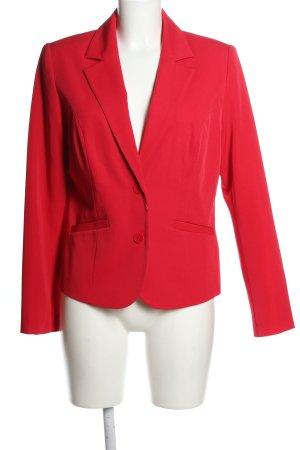 Melrose Kurz-Blazer rot Business-Look