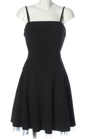 Melrose Midikleid schwarz Elegant