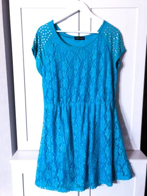 Melrose Lace Dress multicolored