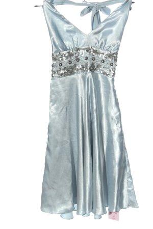 Melrose Minikleid silberfarben Elegant