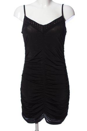 Melrose Minikleid schwarz Elegant