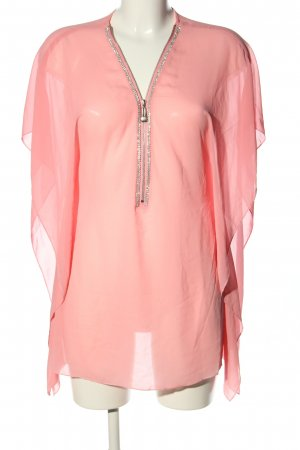 Melrose Oversized Bluse pink Casual-Look