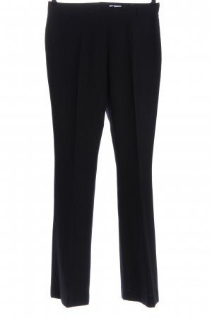 Melrose Palazzo Pants black business style