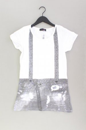 Melrose Print Shirt natural white