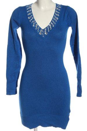 Melrose Pulloverkleid blau Casual-Look