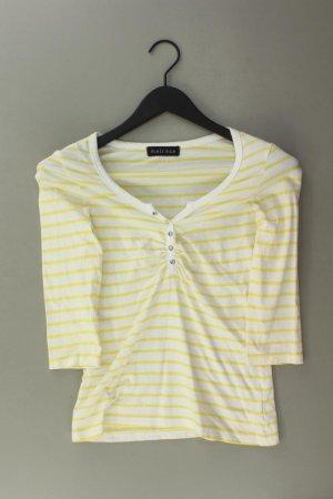 Melrose Stripe Shirt yellow-neon yellow-lime yellow-dark yellow cotton