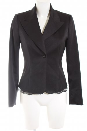 Melrose Smoking-Blazer schwarz Casual-Look