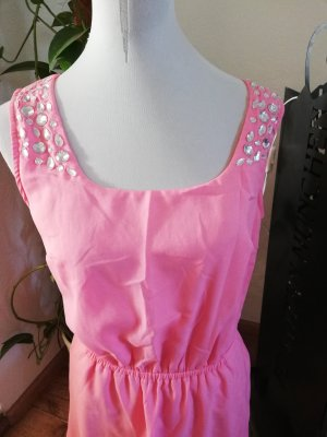 Melrose Sommerkleid rosa Gr. 38