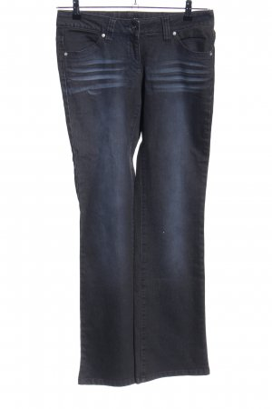 Melrose Straight-Leg Jeans blau Casual-Look