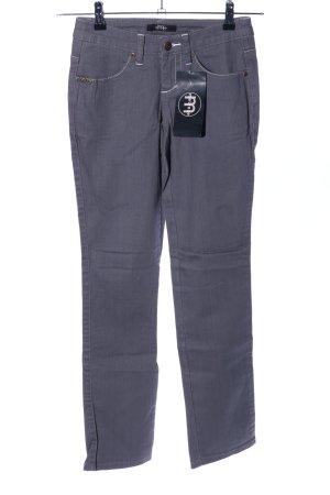 Melrose Jeansy z prostymi nogawkami jasnoszary W stylu casual