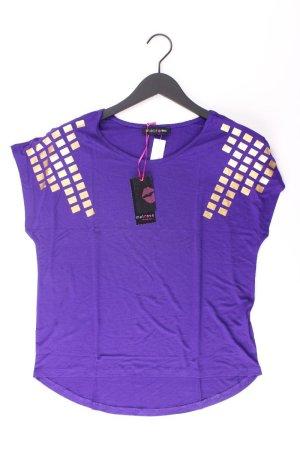 Melrose T-shirt lilla-malva-viola-viola scuro Viscosa