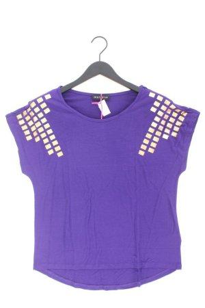 Melrose T-Shirt lilac-mauve-purple-dark violet viscose