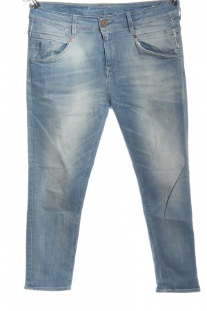 Meltin Pot 7/8 Jeans blau Casual-Look