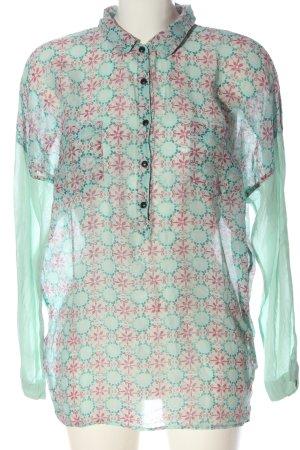 Meltin Pot Camicia blusa stampa integrale elegante