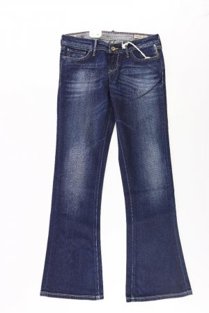 Meltin Pot Jeans flare bleu-bleu fluo-bleu foncé-bleu azur coton