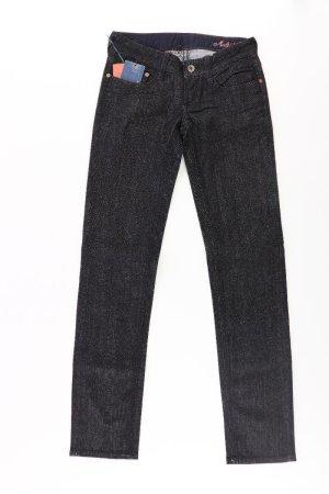Meltin Pot Jeans schwarz Größe W25/L32