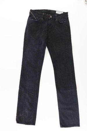 Meltin Pot Jeans schwarz Größe W25/L34
