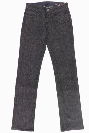 Meltin Pot Jeans coupe-droite noir coton