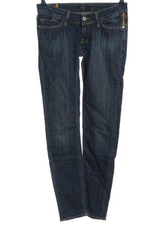 Meltin Pot Jeans cigarette bleu style décontracté