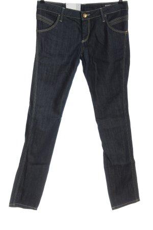 Meltin Pot Jeans skinny bleu style décontracté