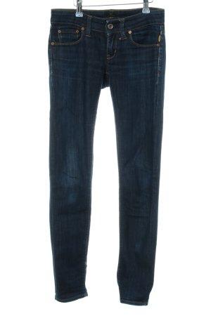 Meltin Pot Skinny Jeans blau Casual-Look