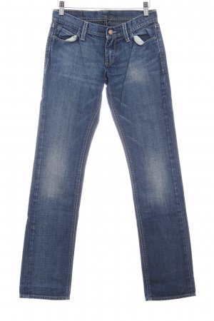 Meltin Pot Skinny Jeans dunkelblau Casual-Look
