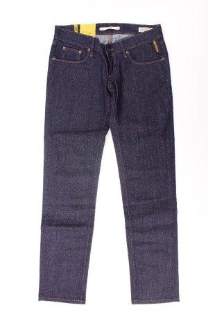Meltin Pot Jeans skinny blu-blu neon-blu scuro-azzurro Cotone