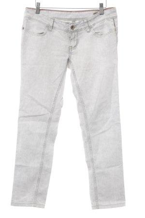 Meltin Pot Skinny Jeans hellgrau Casual-Look