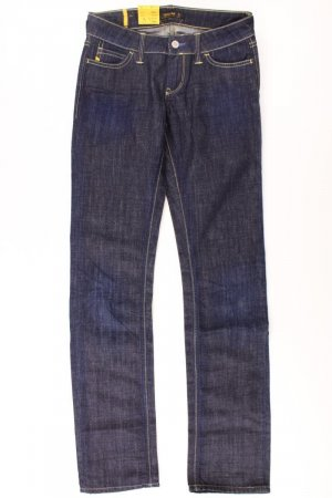 Meltin Pot Jeans coupe-droite bleu-bleu fluo-bleu foncé-bleu azur coton