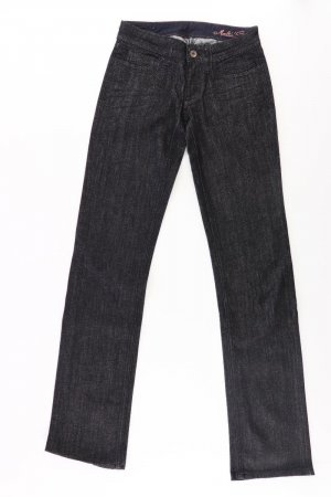 Meltin Pot Jeans a gamba dritta multicolore Cotone