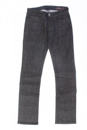 Meltin Pot Jeansy z prostymi nogawkami czarny Bawełna