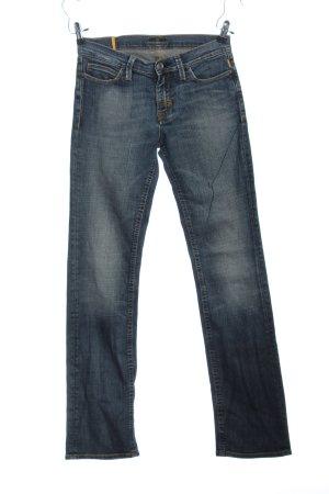 Meltin Pot Straight-Leg Jeans blau Casual-Look