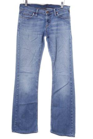 Meltin Pot Straight-Leg Jeans kornblumenblau Casual-Look