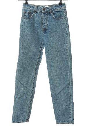 melville Boyfriend Jeans blue casual look
