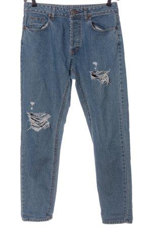 melville High Waist Jeans