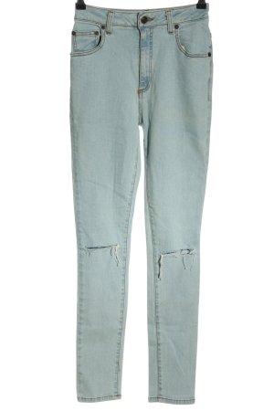 melville High Waist Jeans blau Casual-Look