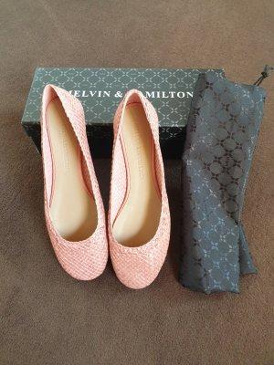 Melvin & Hamilton Ballerinas