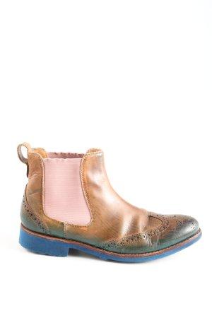 Melvin & hamilton Budapest schoenen kleurverloop casual uitstraling
