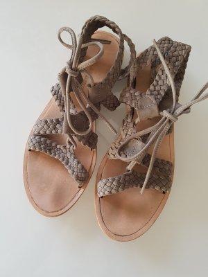 Melvin & hamilton Roman Sandals grey brown