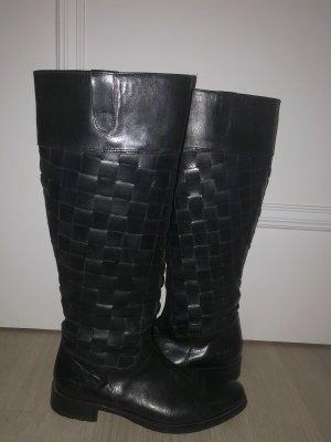 Melvin & Hamilton Stiefel Schuhe schwarz Größe 39